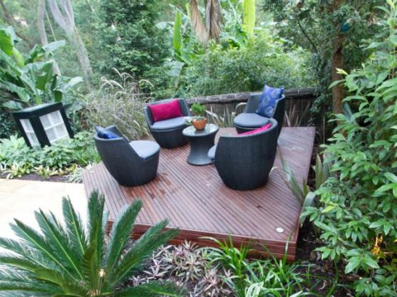 Timber Decking Ideas By Cool Water Landscapes Pty Ltd