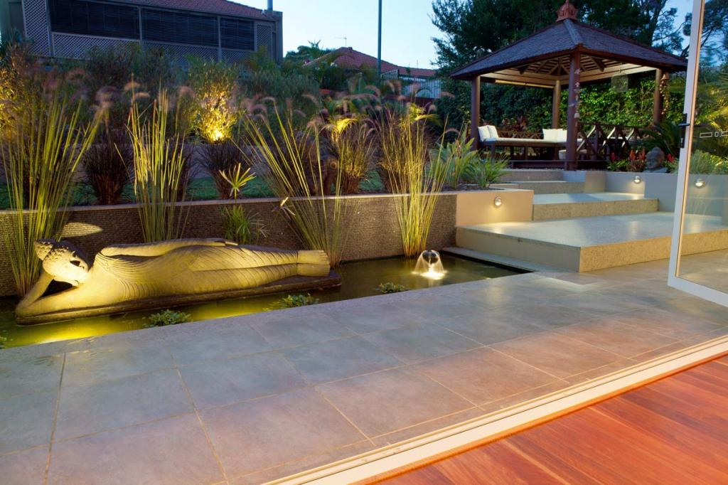 water features inspiration - cool water landscapes pty ltd
