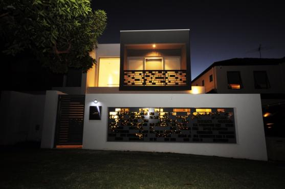 House Exterior Design by ABEL LING ARCHITECT