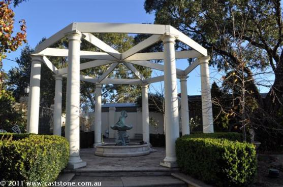 Pergola Ideas by Caststone