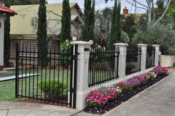 Pictures of Gates by Caststone