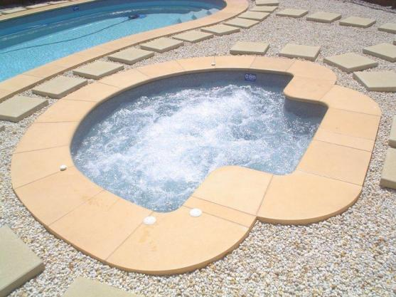 Spa Design Ideas by DIY Pools Australia
