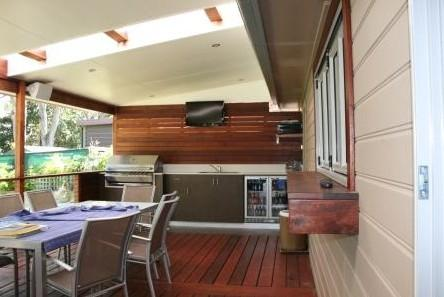 Decking Ideas by Convert Homes