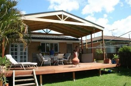 Decks by Convert Homes