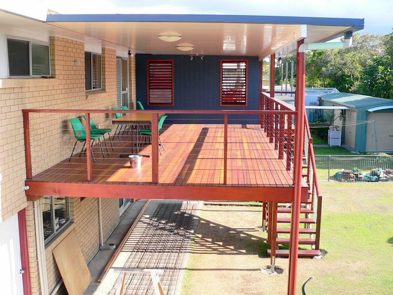 Elevated Decking Inspiration Tru Decks Australia