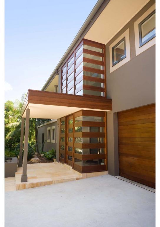 Entrance Designs by JANSEN DESIGN