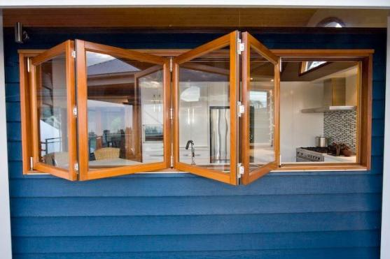 Bi Fold Window Designs by M & C Aluminium Windows & Doors Pty Ltd