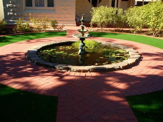 Water Feature Ideas by BKV Paving & New Landscapes
