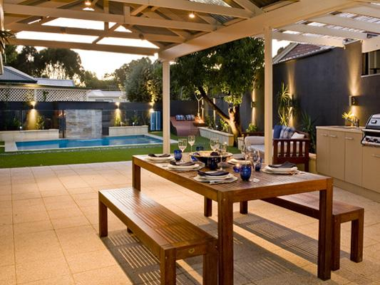 Outdoor Living Ideas by BKV Paving & New Landscapes