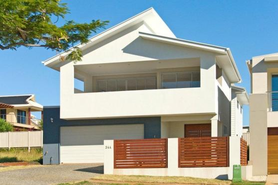 House Exterior Design by Willfont Pty Ltd