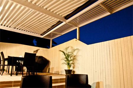 Aluminium Screening & Shutters