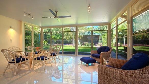 Queensland room galleries trueline patios extensions for Outdoor room extensions