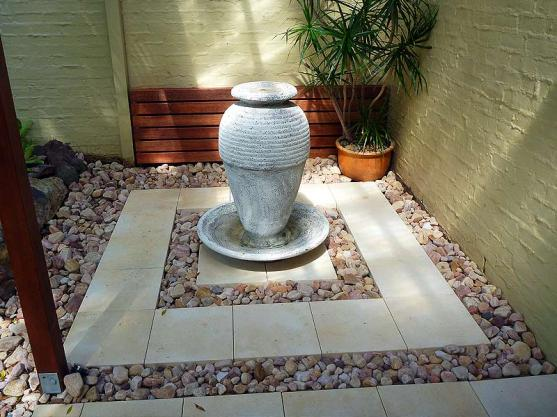 Water Feature Ideas by SF Landscapes Coffs Harbour