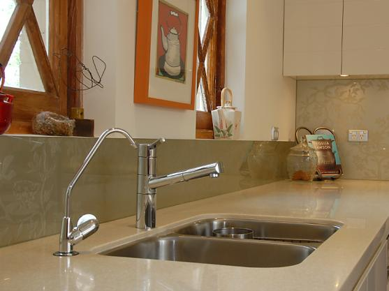 Kitchen Sink Designs by CDA Architects
