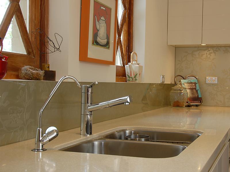 Kitchen Sink Designs By CDA Architects