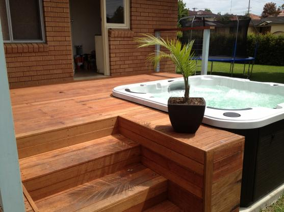 Elevated Decking Ideas by Dan The Man Landscaping