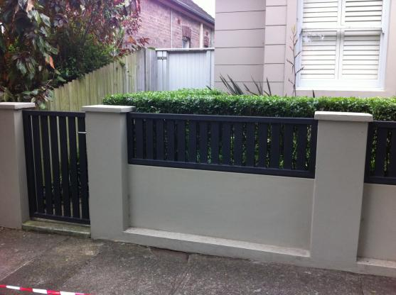 Pictures of Gates by SFG-SYDNEY FENCING & GATES