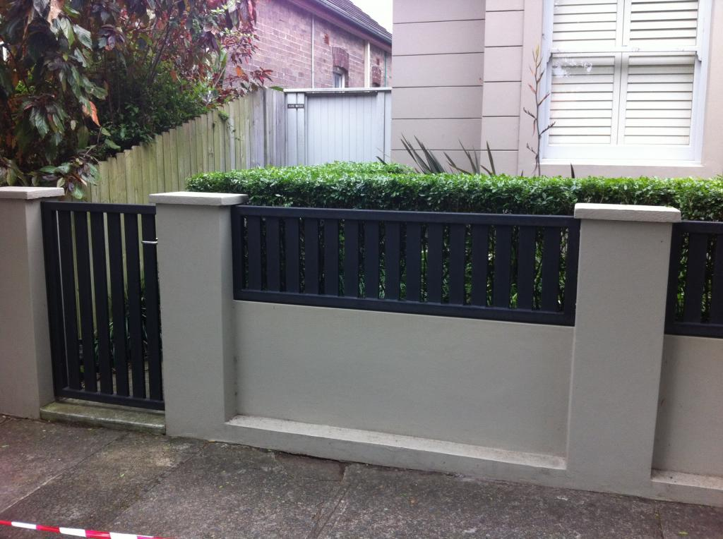 Gates inspiration sfg sydney fencing gates australia for Modern house gate designs philippines