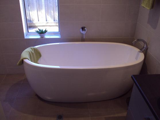 Freestanding Bath Design Ideas by Promax Renovations