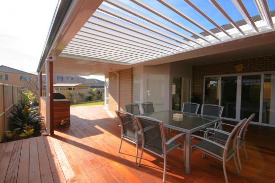 Timber Decking Ideas by Concept Constructions Pty Ltd