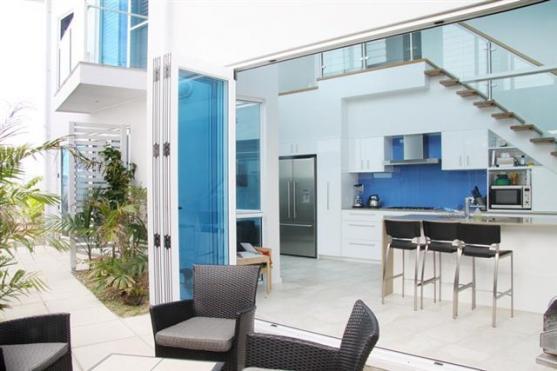 Bifold Door Designs by Millennium Building Services