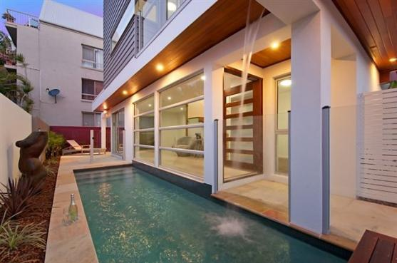 Swimming Pool Designs by Millennium Building Services