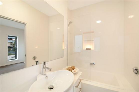 Bath Shower Combo ideas by Millennium Building Services