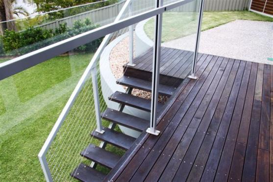 Elevated Decking Ideas by Millennium Building Services