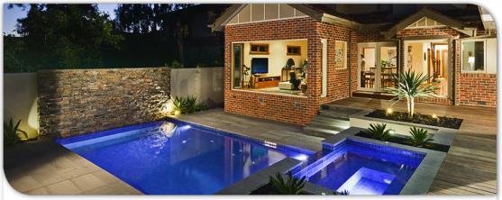 Swimming Pool Designs by Kiama Landscapes Paving Pty Ltd