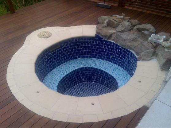 Spa Design Ideas by David McCann Tiling