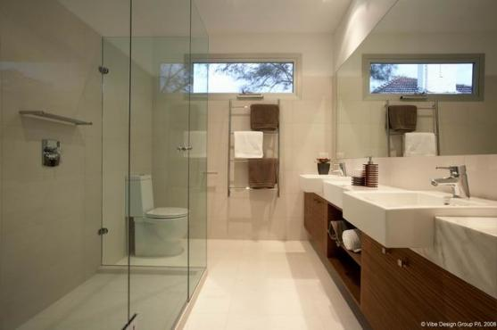 Bathroom Design Ideas by Peninsula Screens