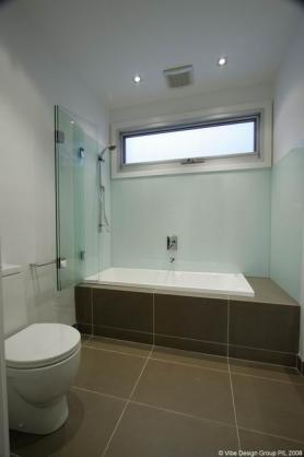 Bath Shower Combo ideas by Peninsula Screens