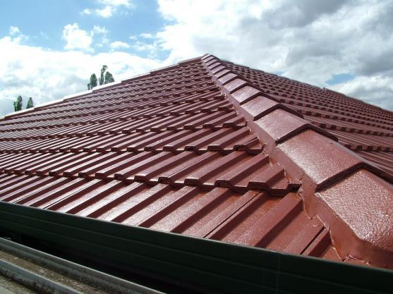Roof Tile Designs  by Spiderman Roofing