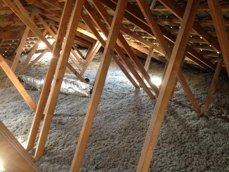 Get natural cooling through better home insulation for Which insulation is better