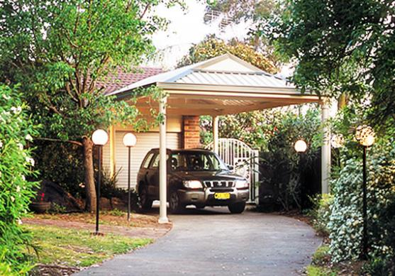 Carport Design Ideas by Hi-Craft pergolas and alfresco living