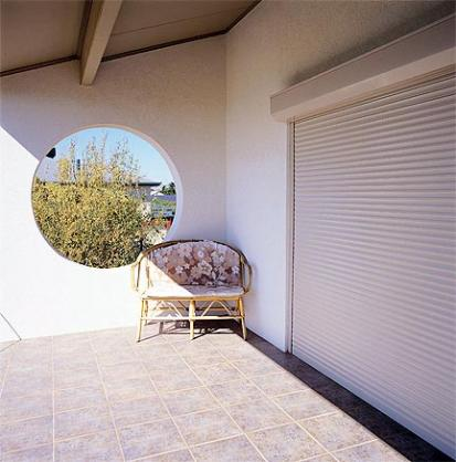 Roller Shutter Designs by Modern THIS