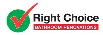 Bathroom Renovations Wollongong right choice bathroom renovations wollongong - east corrimal - 2