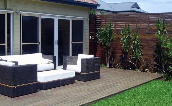 Timber Decking Ideas by Urban Escape Landscape Contractors