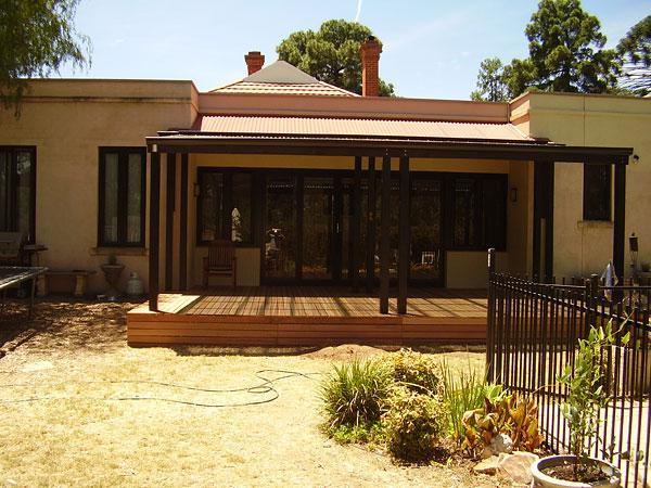 Decking From Adelaide City South To Pasadena amp West