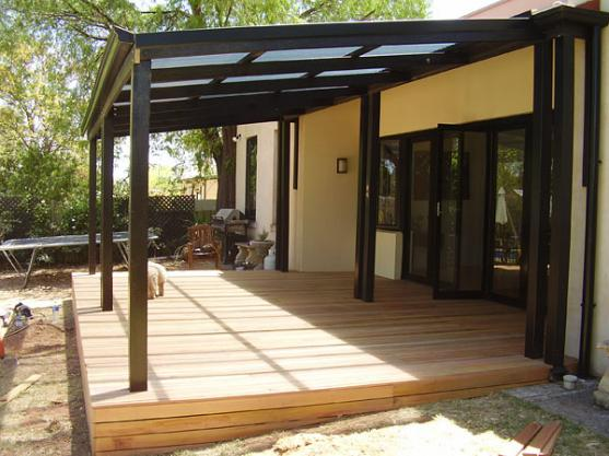 Patio Ideas by TCM Carpentry