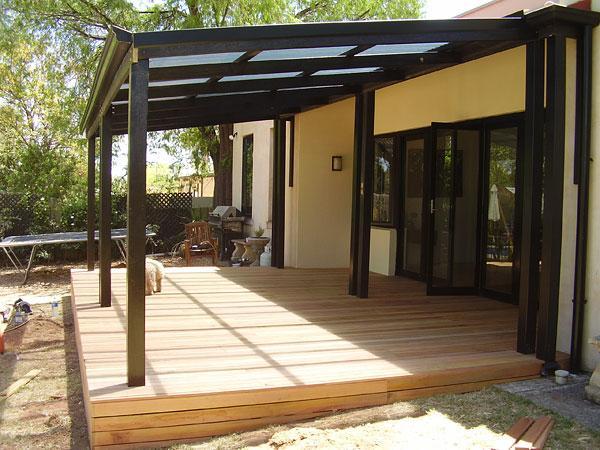Patios Inspiration - TCM Carpentry - Australia