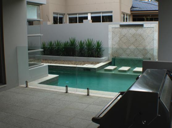 Pool Fencing Ideas by Dimension One Glass Fencing Pty Ltd