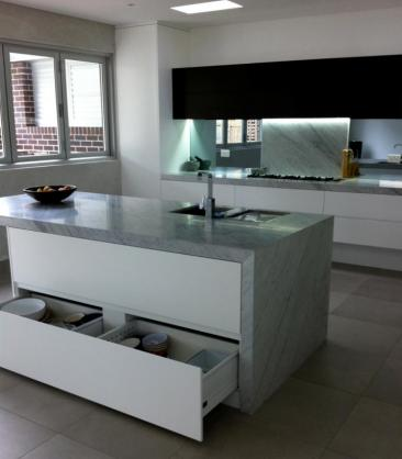 Kitchen Island Design Ideas by Alfresco Kitchens Joinery