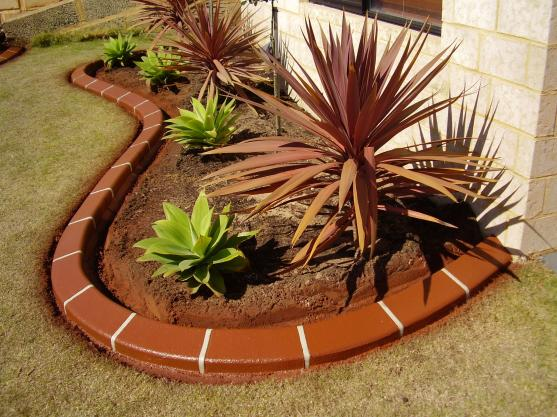 Garden Edging Ideas by Borderline Central Coast