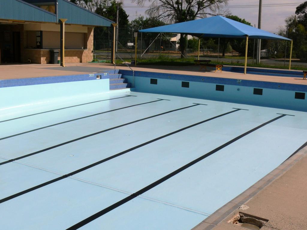 Industrial Epoxy Flooring Pool Paint Waterproofing Albury Wodonga Region Nsw Victoria