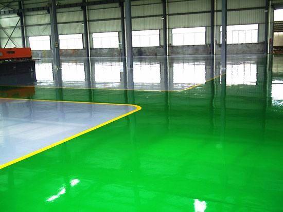 Industrial Epoxy Flooring Pool Paint Waterproofing