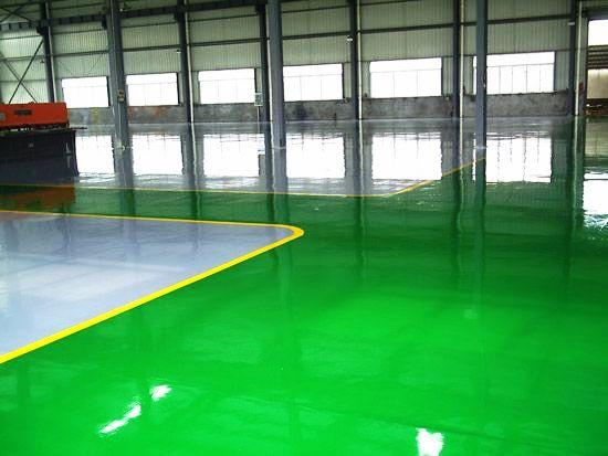 Industrial epoxy flooring pool paint waterproofing for Epoxy pool paint