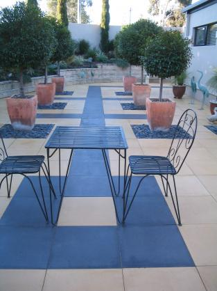 Paving Ideas by Integral Coatings & Systems