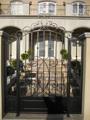 Pictures of Gates by Iron Era