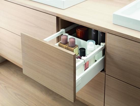 Bathroom Storage Ideas by Blum Australia